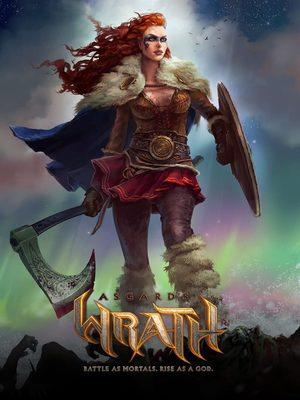 Cover for Asgard's Wrath.