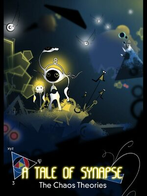 Cover for A Tale of Synapse: The Chaos Theories.
