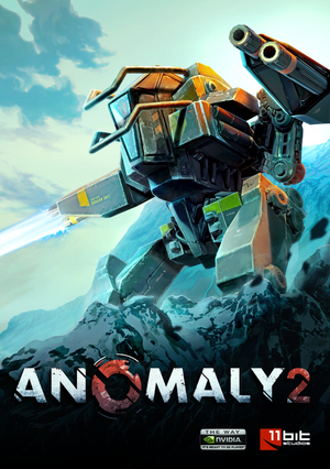Cover for Anomaly 2.