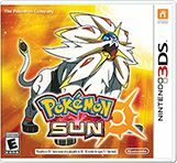 Cover for Pokémon Sun.