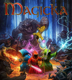 Cover for Magicka.