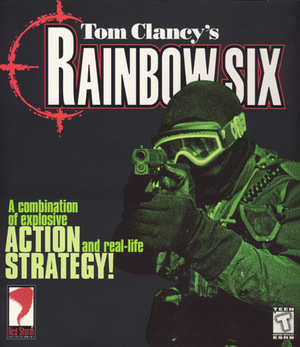 Cover for Tom Clancy's Rainbow Six.