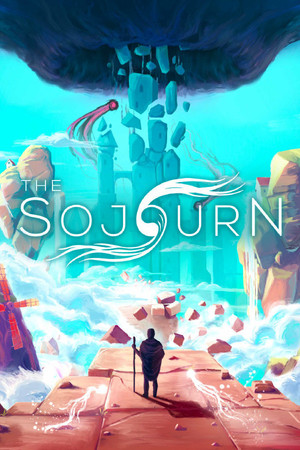 Cover for The Sojourn.