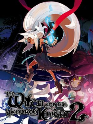 Cover for The Witch and the Hundred Knight 2.