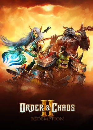 Cover for Order & Chaos 2: Redemption.