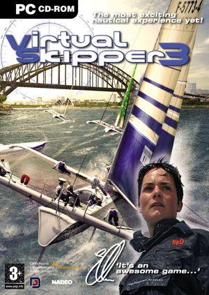 Cover for Virtual Skipper 3.