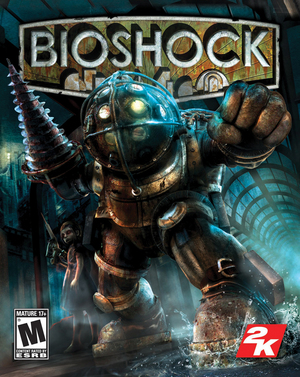 Cover for BioShock.