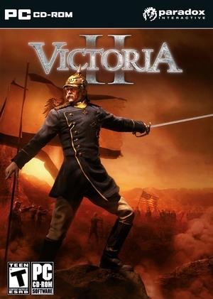 Cover for Victoria II.