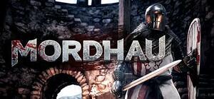 Cover for Mordhau.