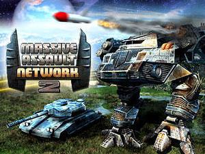 Cover for Massive Assault Network 2.
