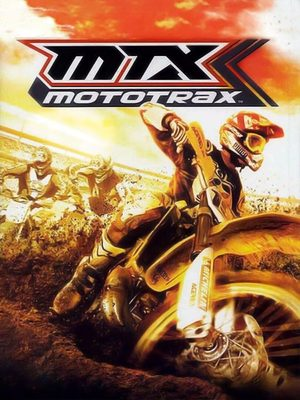 Cover for MTX Mototrax.