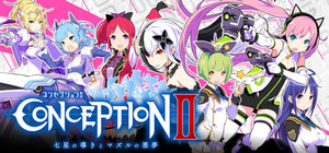 Cover for Conception 2: Children of the Seven Stars.