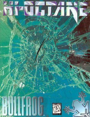 Cover for Hi-Octane.