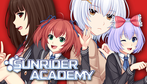 Cover for Sunrider Academy.