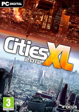 Cover for Cities XL 2012.