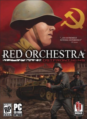 Cover for Red Orchestra: Ostfront 41-45.