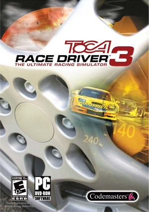 Cover for TOCA Race Driver 3.