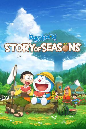 Cover for Doraemon Story of Seasons.
