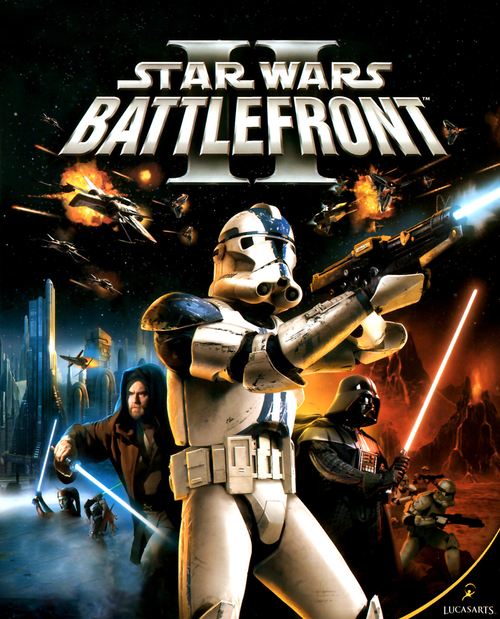 Cover for Star Wars: Battlefront II.