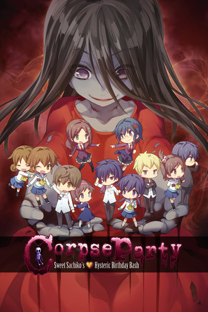 Cover for Corpse Party: Sweet Sachiko's Hysteric Birthday Bash.