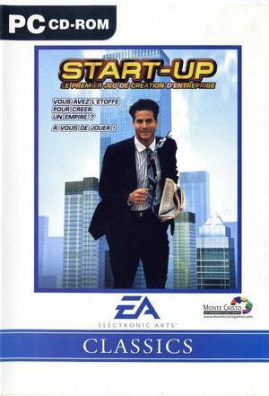 Cover for Start-Up.