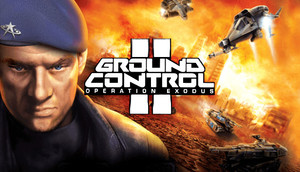 Cover for Ground Control II: Operation Exodus.