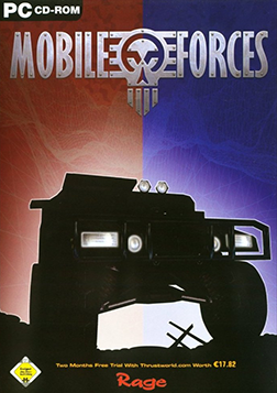 Cover for Mobile Forces.