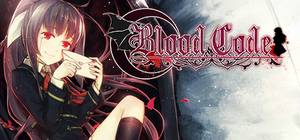Cover for Blood Code.