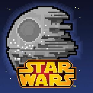Cover for Star Wars: Tiny Death Star.