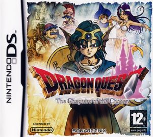 Cover for Dragon Quest IV: Chapters of the Chosen.