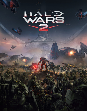 Cover for Halo Wars 2.