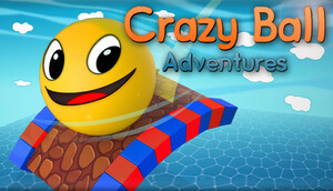 Cover for Crazy Ball Adventures.