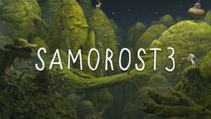 Cover for Samorost 3.
