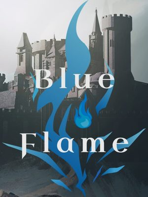 Cover for Blue Flame.