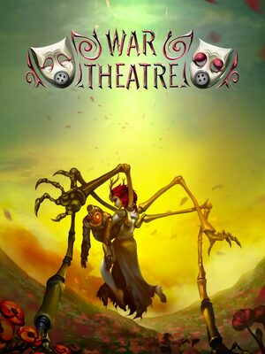Cover for War Theatre.