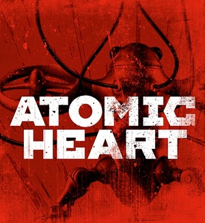 Cover for Atomic Heart.