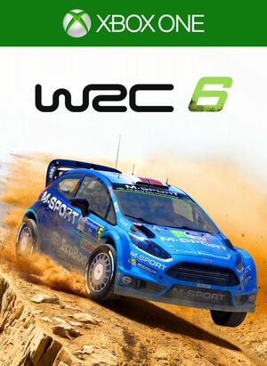 Cover for WRC 6.
