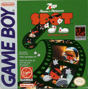 Cover for Spot.