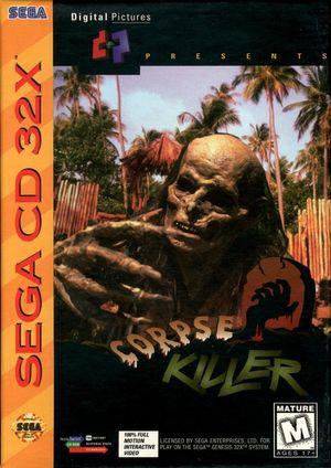 Cover for Corpse Killer.