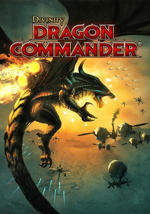 Cover for Divinity: Dragon Commander.