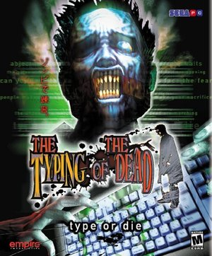 Cover for The Typing of the Dead.