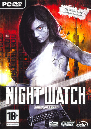 Cover for Night Watch.