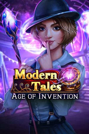 Cover for Modern Tales: Age of Invention.