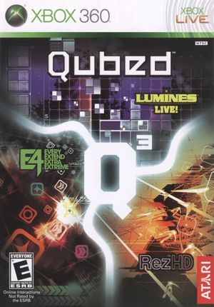 Cover for Qubed.