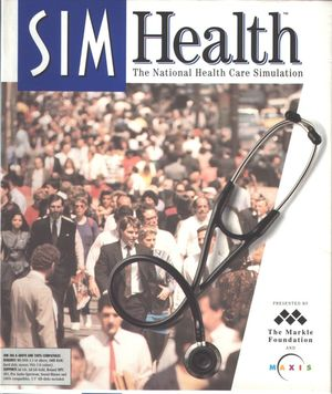Cover for SimHealth.