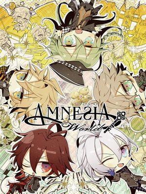 Cover for Amnesia World.