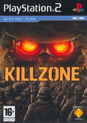 Cover for Killzone.