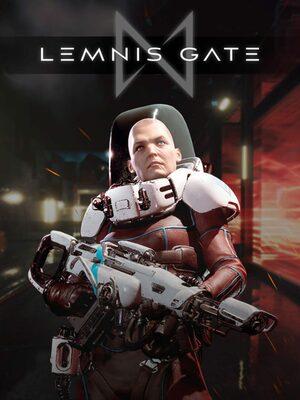 Cover for Lemnis Gate.