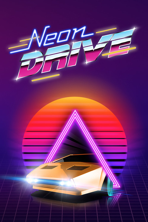 Cover for Neon Drive.