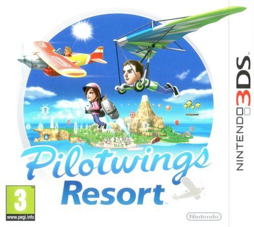 Cover for Pilotwings Resort.
